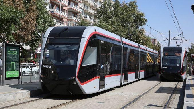 Hasil Tender Pembelian Kendaraan Trem Listrik Kayseri