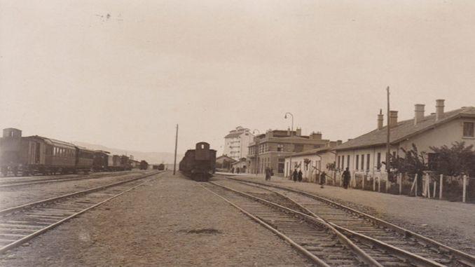 Bahnhof Sivas