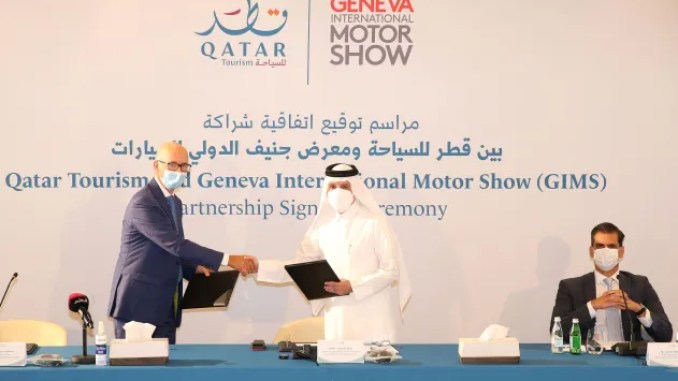 Qatar Will Be The New Address Of The International Geneva Motor Show
