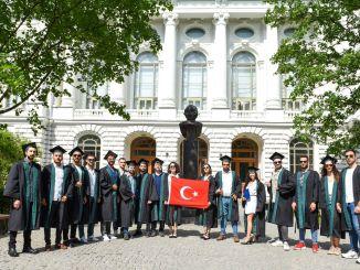 סטודנטים טורקים שקיבלו הכשרה עבור Akkuyu ngs קיבלו את התעודות שלהם