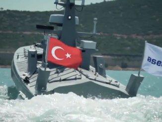 تم الانتهاء من المرحلة الأولى من مشروع المركبات البحرية غير المأهولة التابعة لجيش القطرس