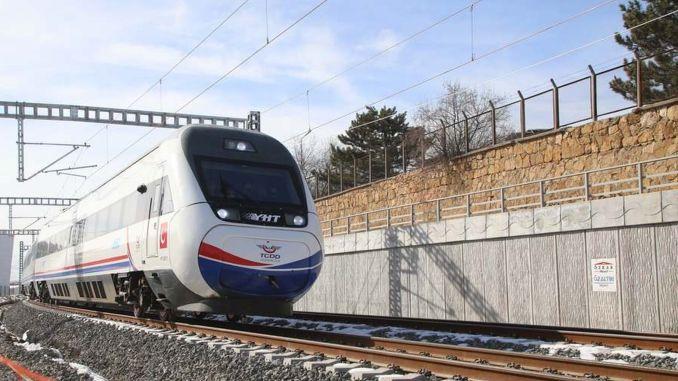 Odbrojavanje je počelo za brze vozove sivare u ankari