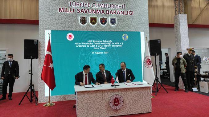 Potpisan je ugovor o opskrbi kašom između generalne direkcije vojnih tvornica i mke as