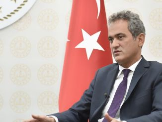 Minister Ozer explained the details of face-to-face education preparations in schools