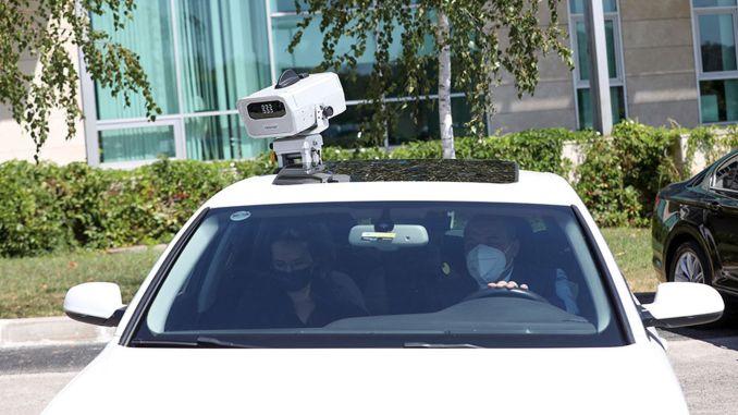 minister varank tested modular traffic radar