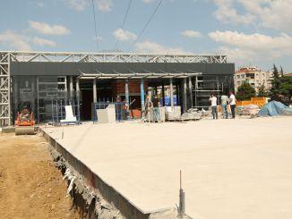 Radovi na stanici Bursarayin uncu došli su do završne faze