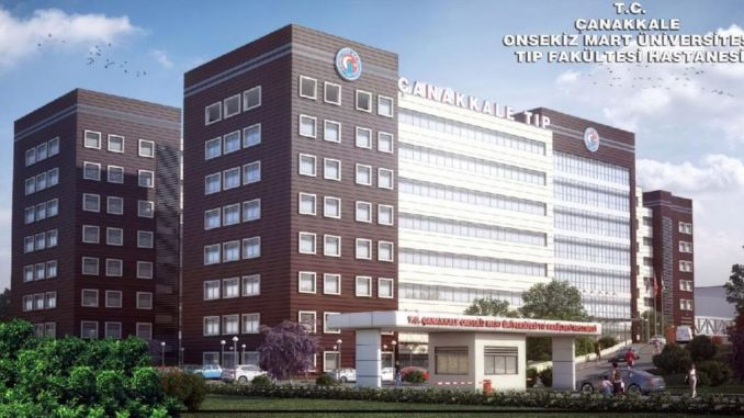 canakkale onsekiz mart university will get contracted health personnel