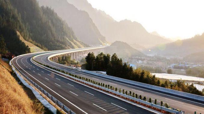 Kina je na prvom mjestu u svijetu sa hiljadu kilometara mreže autoputeva