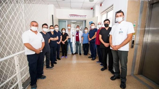 Esrefpasa Hospital Palliative Care Center Opened