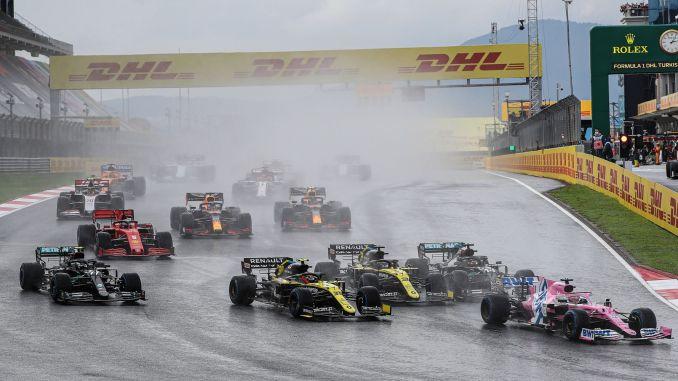 Formel-Rennplan in Istanbul im Oktober fertiggestellt