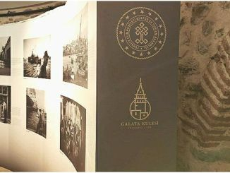 kula Galata će biti domaćin izložbe aragulerin crno -bijele istanbulske fotografije