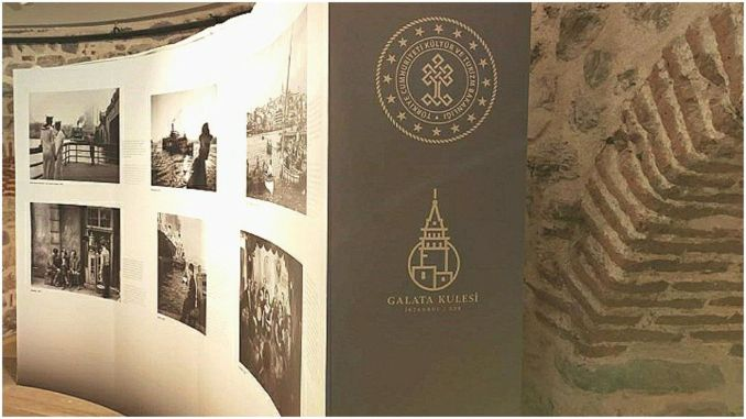 galata tower will host aragulerin black and white istanbul photography exhibition