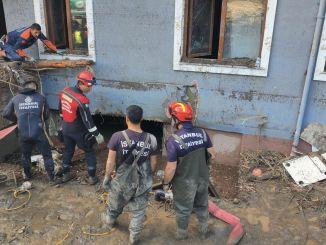 ibb nastavlja svoje napore za spašavanje u poplavnom području, pronađena su tri mrtva tijela