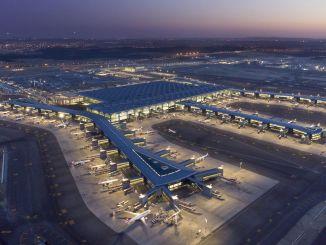 здійснює нульові викиди до аеропорту Стамбула