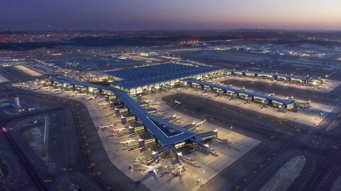 ne ispušta sve emisije do istanbulskog aerodroma