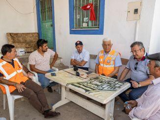 Intensive Unterstützung der Stadtgemeinde Izmir für Brandgebiete