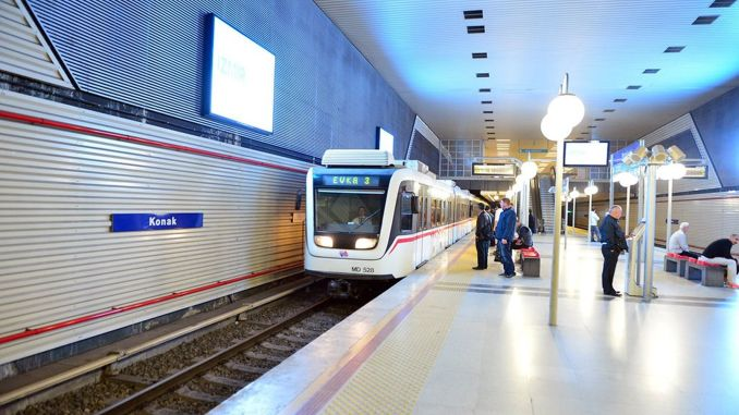 Strikes are dying in the metro and tram in izmir