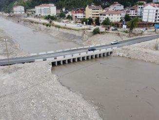 Permanent transportation projects planned for Kastamonu continue rapidly