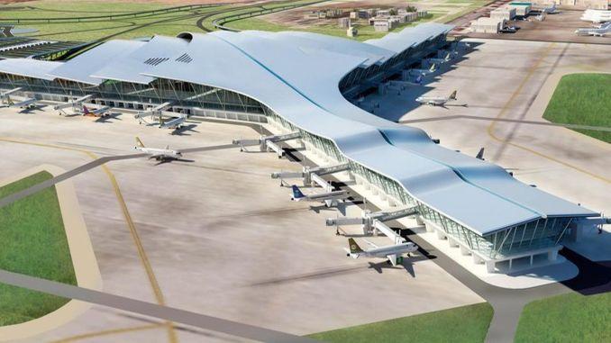 Која турска компанија се бави либијским аеродромом Триполи?