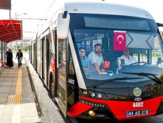 зростання тарифів на громадський транспорт у місті Малаття