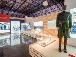 Виставка Незалежності, найповніша виставка національної боротьби, була перевезена в Ізмір
