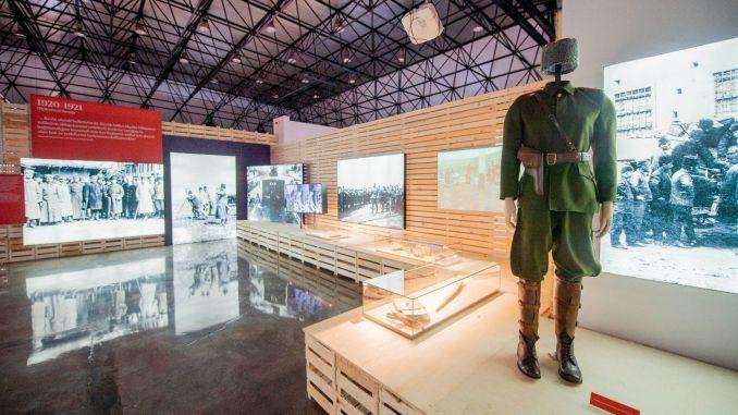 تم نقل معرض الاستقلال ، المعرض الأكثر شمولاً حول النضال الوطني ، إلى إزمير