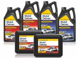 спеціальний розчин мінеральної олії для легких комерційних автомобілів марки Ford, від Mobil