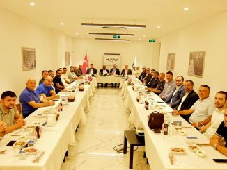 trade with kenya was discussed in musiad izmir