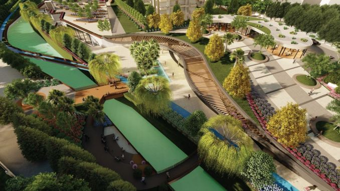 Park Pir sultan abdal, najveće društveno područje narlidera, obnavlja se