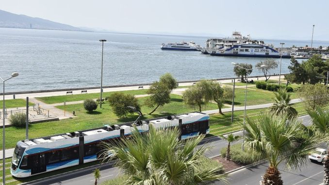 कंपनी ने ओरनेकोय न्यू किरेनिया ट्राम लाइन के प्रोजेक्ट टेंडर में भाग लिया