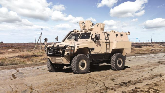 Otokar will exhibit its new generation vehicles at the idef fair