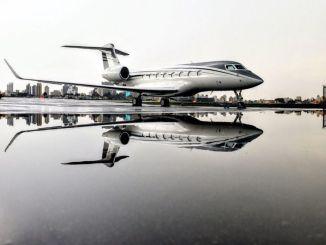 Dopyt po súkromných lietadlách sa zvýšil o percento