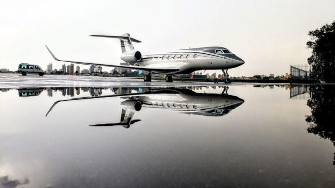 Demand for Private Jets Increased 400 Percent - RaillyNews