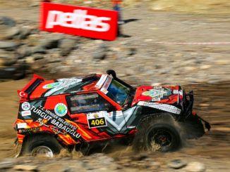 В Денизли пройдет этап чемпионата Petlas Turkey Off Road