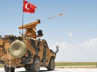 роцкетсан левент ће по први пут изложити свој систем противваздушне одбране на сајму идеф