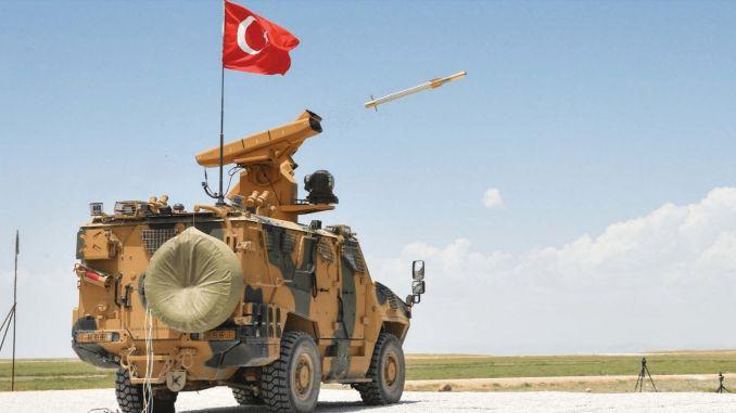 rocketsan levent po prvi put će izložiti svoj sistem protivvazdušne odbrane na sajmu idef