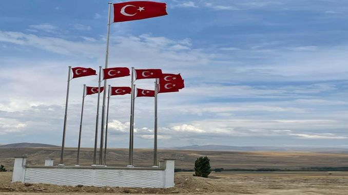 The names of civilian citizens and tcdd personnel martyred by the terrorist organization pkk are kept alive