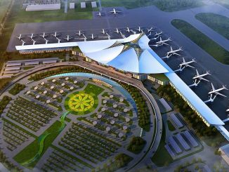 tibet's largest airport terminal begins operation