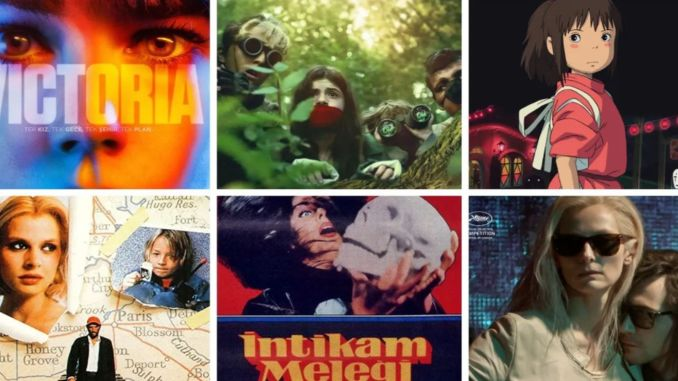 Turkish fantasy film generation and other cinema selection at Atlas Cinema throughout August