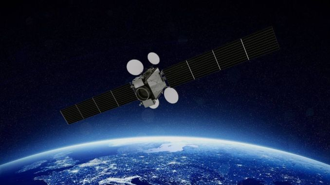 Export of new generation communication satellite from turkey to argentina