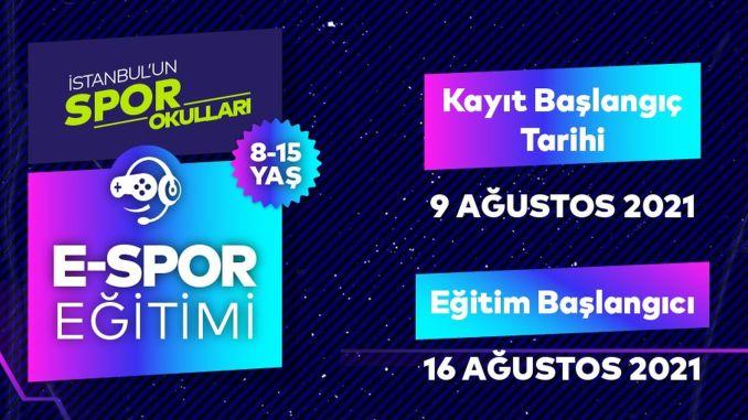 turkiyenin ilk online espor egitimi veren kurumu spor istanbul