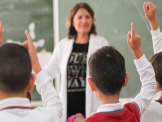 تم الإعلان عن توزيع حصص فرع تكليف المعلمين بألف معلم