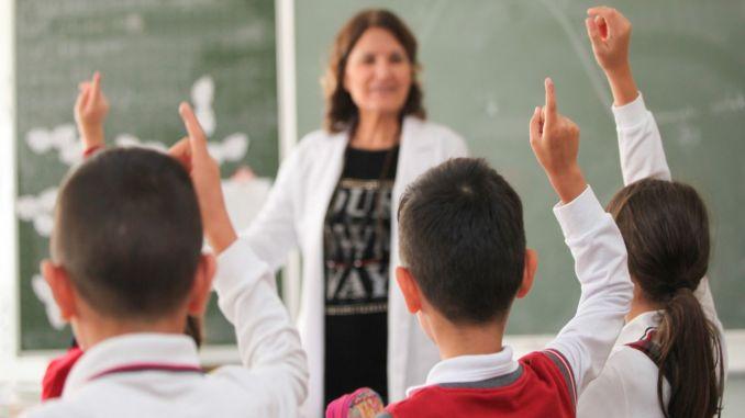 Die Quotenverteilung für tausend Lehrerzuweisungen wurde angekündigt