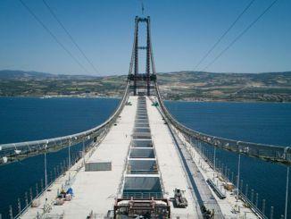 कनकले पुल पर पहला वॉक पास किया जाएगा