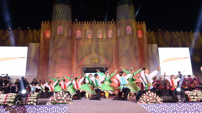 Bursa ' Turk Dunyasi Kultur Baskenti Icin Iddiali
