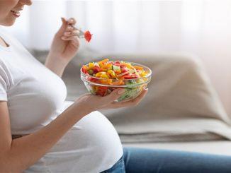 Kiek svorio reikia priaugti nėštumo metu?