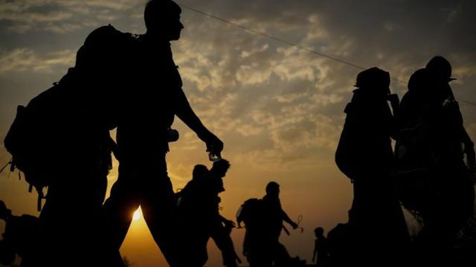 Einwanderungsentscheidung des Innenministeriums bezüglich der Provinz Ankara