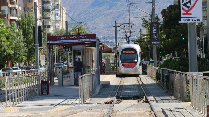 إعادة تشغيل خط نظام Talas T للسكك الحديدية