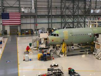 airbus, ABŞ -da istehsal olunan kommersiya təyyarələrini davamlı aviasiya yanacağı ilə təmin edəcək