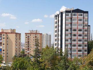 Nepokretna imovina koja pripada gradskoj opštini ankara bit će studentski dom i pansion